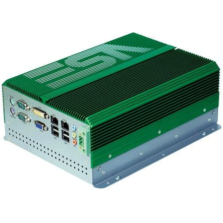 BOX pc fanless compatto 04XB300i5W7