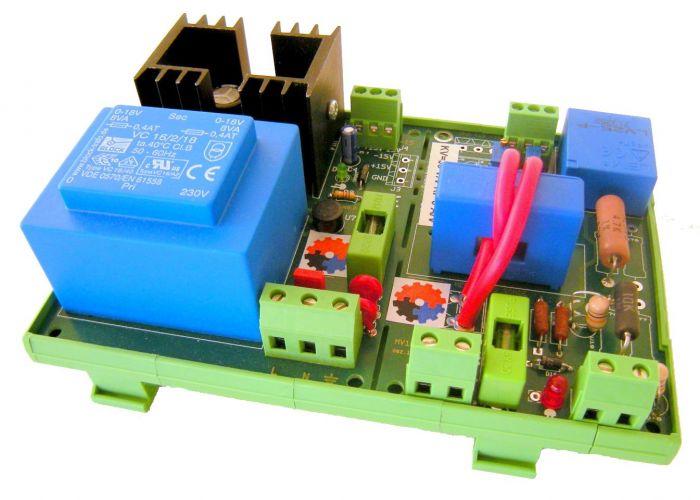 Sonda corrente/tensione monofase 035V050A con alimentatore