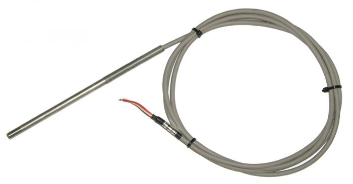 Sonda termocoppia tipo K con uscita cavo 12T2411481800050