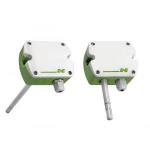 Sensore di umidità e temperatura HVAC 03-EE160-6B-T002
