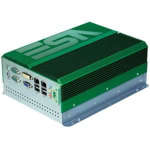 BOX pc fanless compatto 04XB300AW7