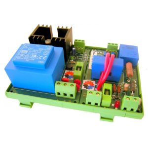 Sonda corrente/tensione monofase 250V005A con alimentatore