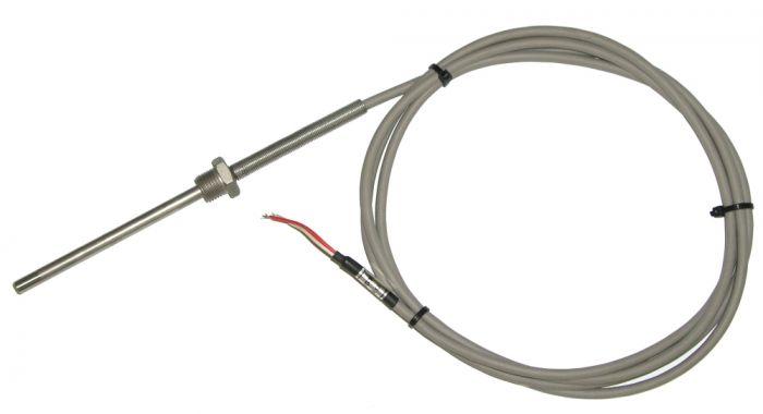 Sonda termocoppia tipo K con uscita cavo 12T24111418111000
