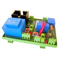 Sonda corrente/tensione monofase 500V050A con alimentatore